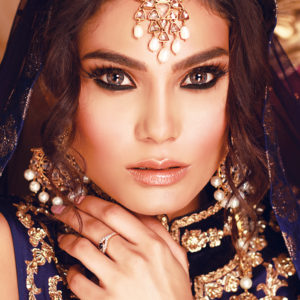 Nilo Haq Salon Bridal makeup and hair toronto mississauga brampton indian pakistani