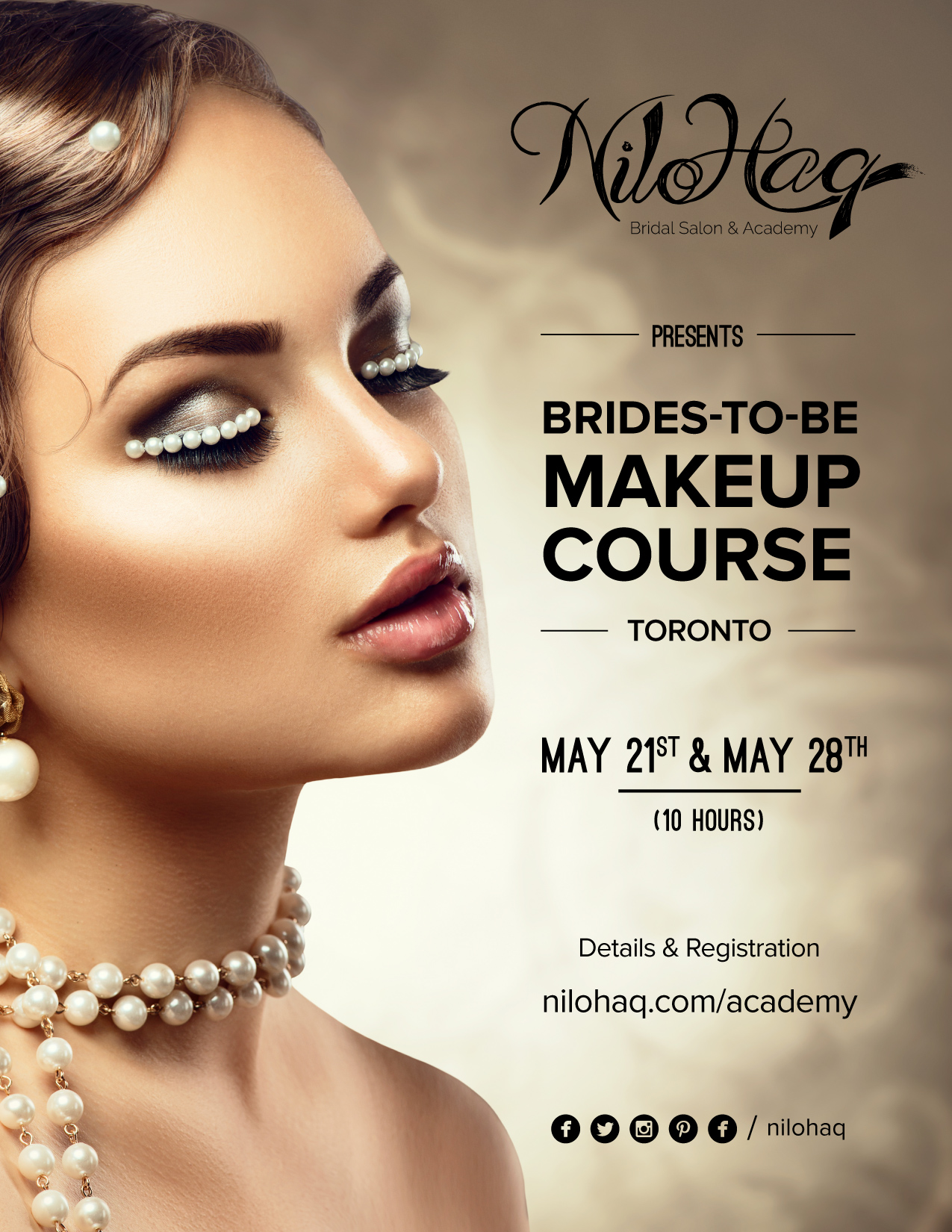 Makeup Course For Brides To Be Self By
